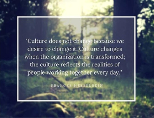Company Culture Sustainable in Any Market